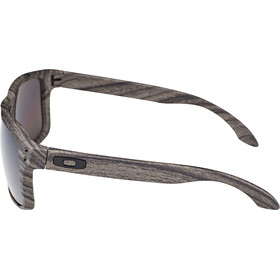 Oakley Holbrook Sonnenbrille woodgrain/prizm daily polarized